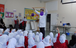 As part of our science week, we had a science assembly where a scientist was invited to demonstrate some of the amazing…