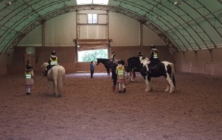 QIGS Trip to Aldersbrook Riding School and Livery Stables