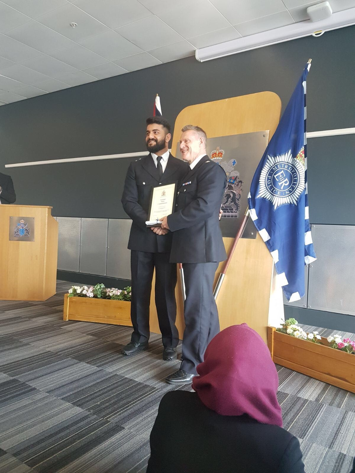 QIGS-London-Metropolitan-Police-Commendation-Ceremony