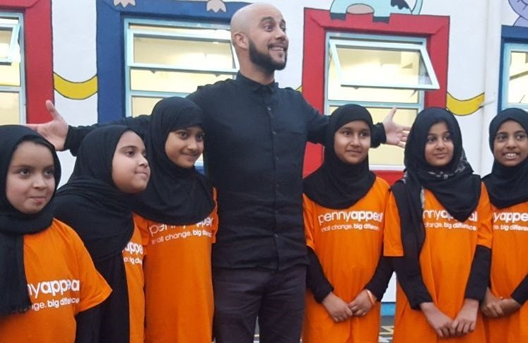 QIGS Penny Appeal Charity Iftar Event