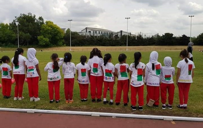 QIGS Sports Day